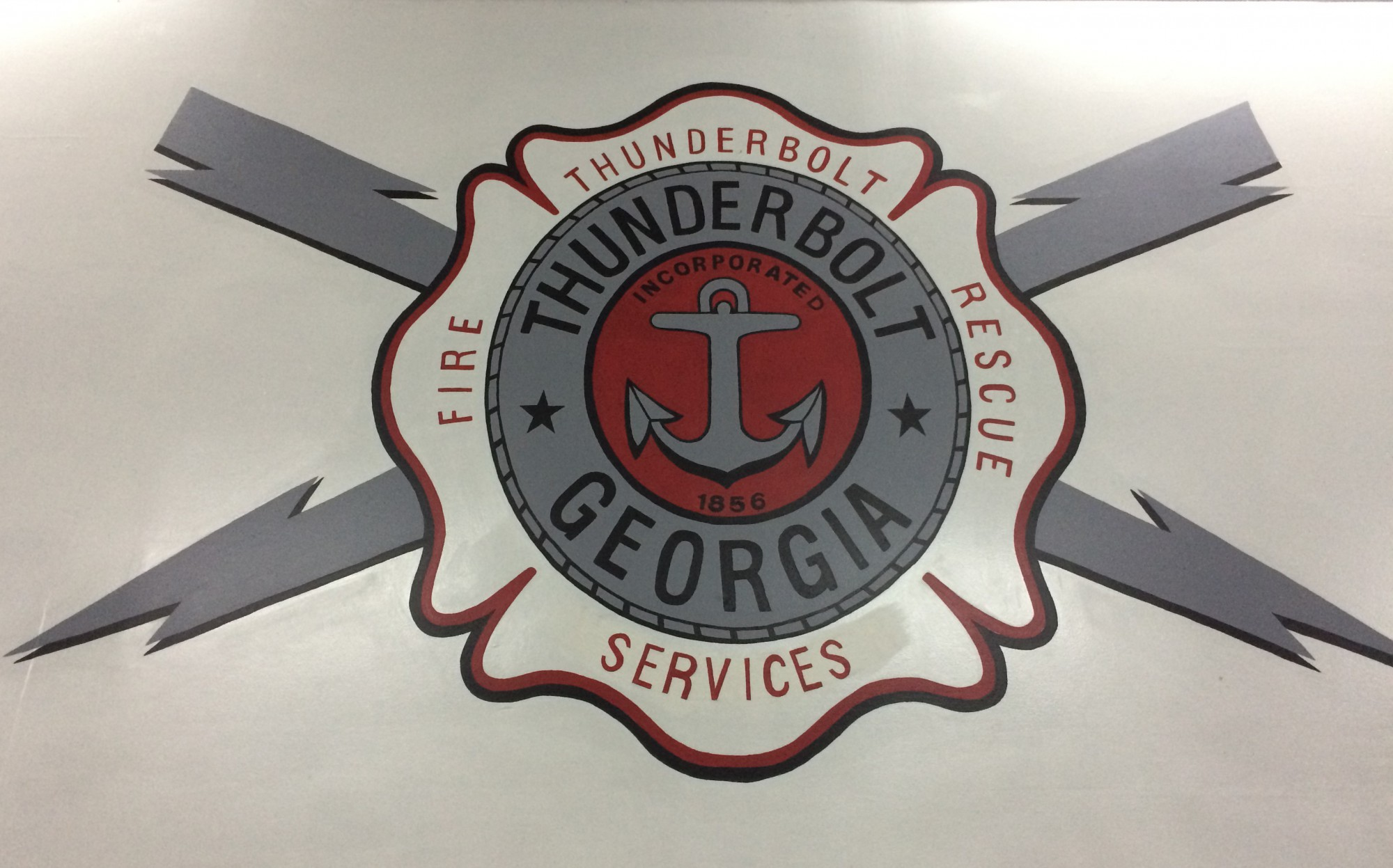Thunderbolt, Georgia Fire Dept