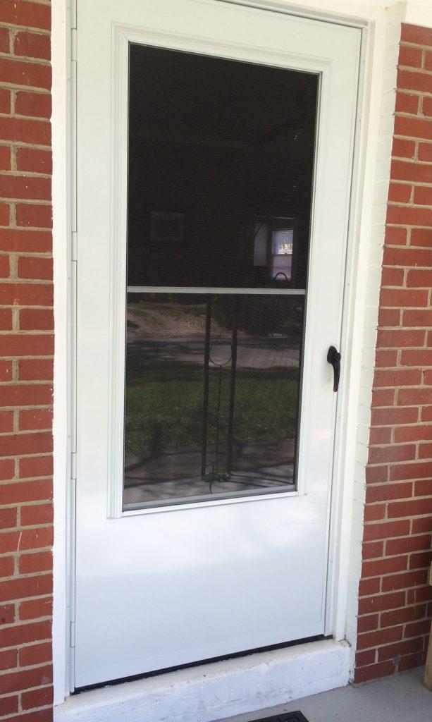 New Screen Door